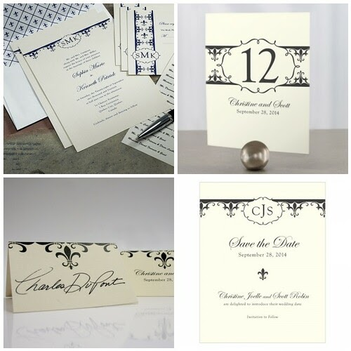 Wedding Invitation Suites: Mix And Match For More