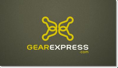 climbing and outdoor gear retailer logo design
