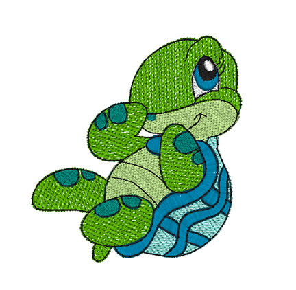 Download Mylar Sea Turtles — Purely Gates Embroidery