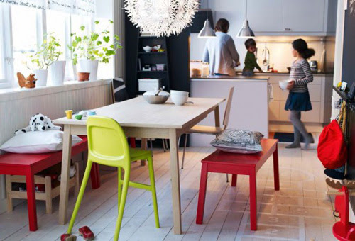 ikea interior designs pictures