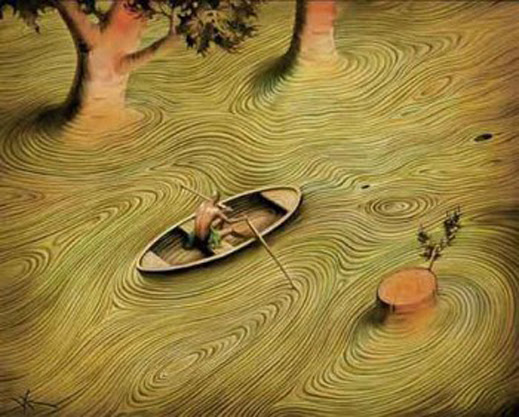 surreal-art Μανώλη Μαυροζαχαράκη http://eleutheriellada.wordpress.com/