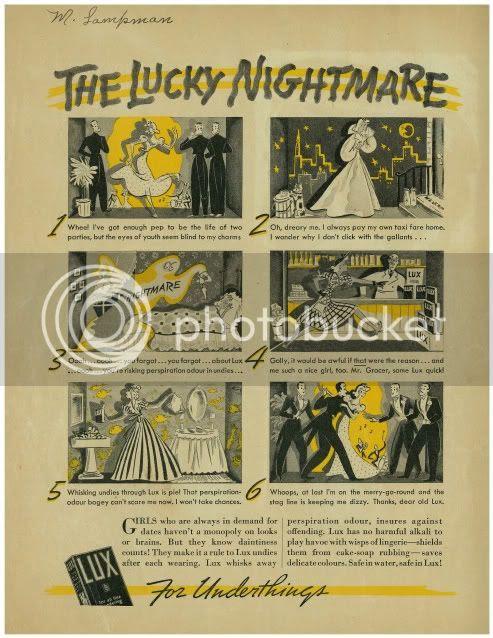 vintage advert 1939