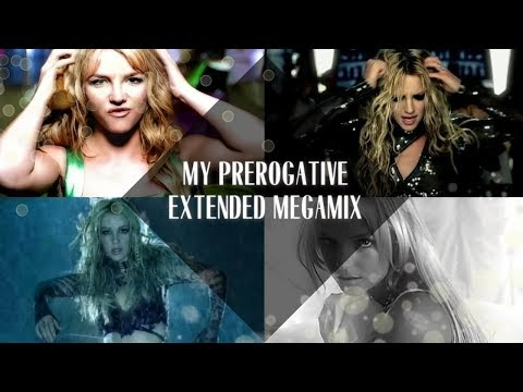 Britney Spears: Greatest Hits: My Prerogative (Megamix)