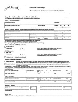 John hancock life insurance forms - insurance