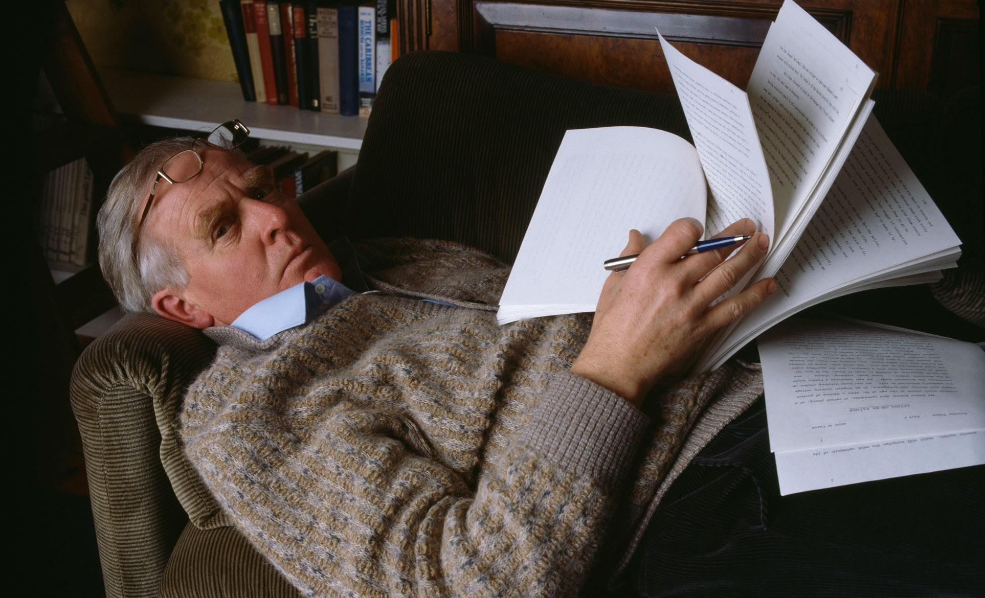 David Cornwell lève le voile sur John Le Carré