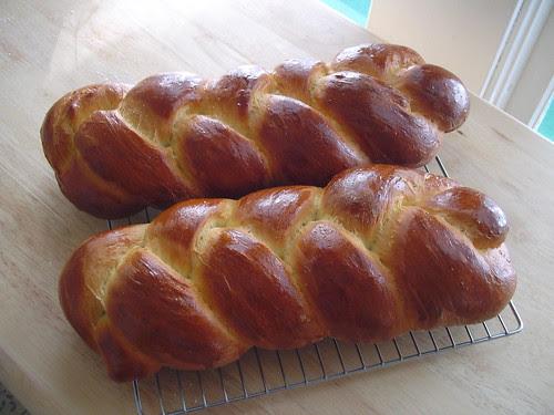 challah - baked on Feb. 11, 2007