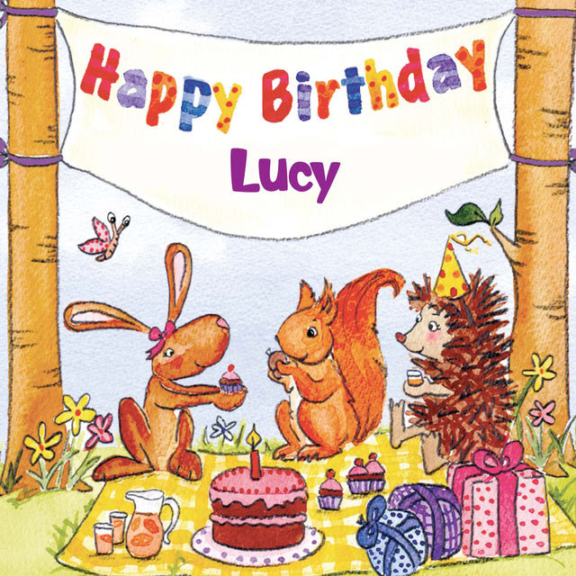 Listen To Happy Birthday Lucy By The Birthday Bunch On Tidal