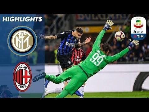 #Inter #Milan #SerieA #Milano #Calcio #Italia #InterMilan #DerbyMilano #Derby #football #Highlights ...