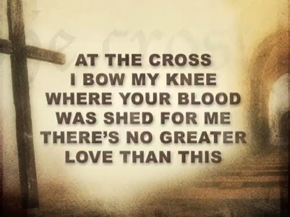 Lyrics To At The Cross By Hillsong