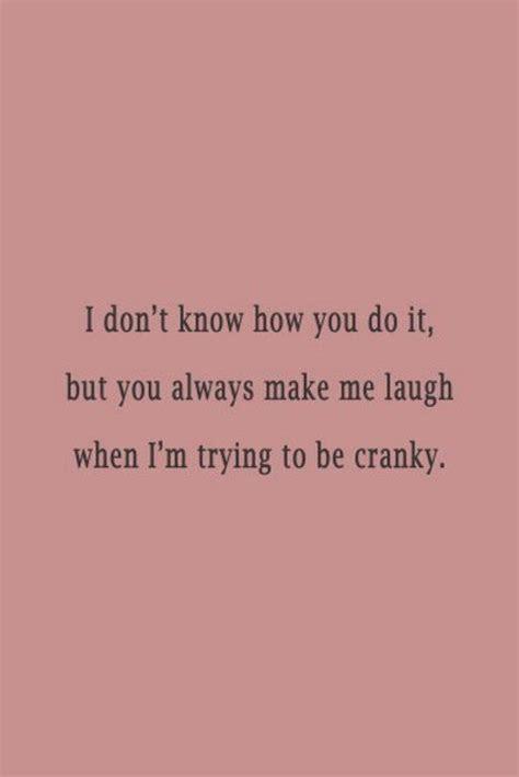 Boyfriend Making Me Laugh Quotes