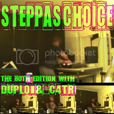 Steppas Choice 80 2