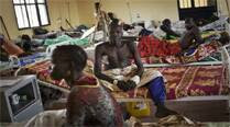 South Sudan Violence: Patients shot dead in hospital beds