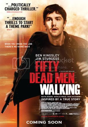 Fifty Dead Men Walking Na Senda dos Condenados