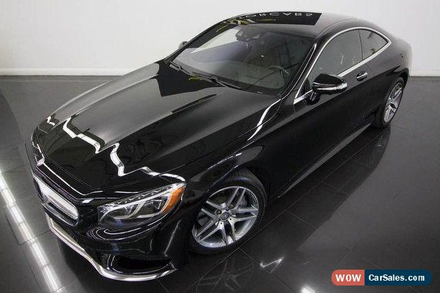 2016 Mercedes-benz S-Class for Sale in Canada