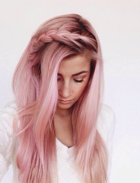 Bold Tresses - 13 Ways To Rock Bold Hair Color