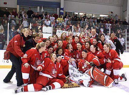 2008 McGill University women's team, 2008 McGill University women's team