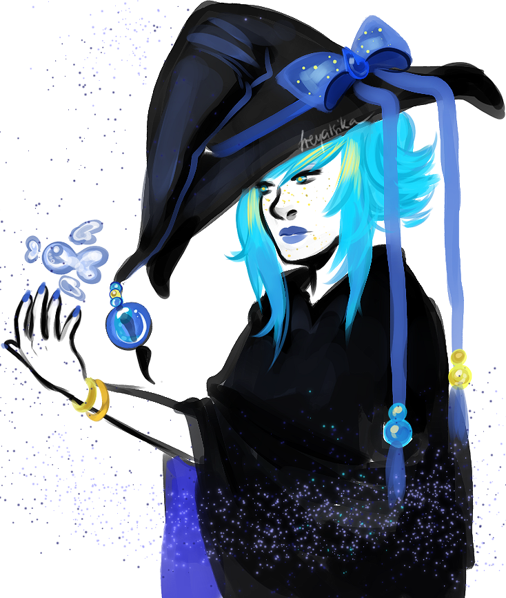 Water witch..like..srsly