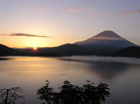 Inner Peace In Your Life: Mount Fuji Japan