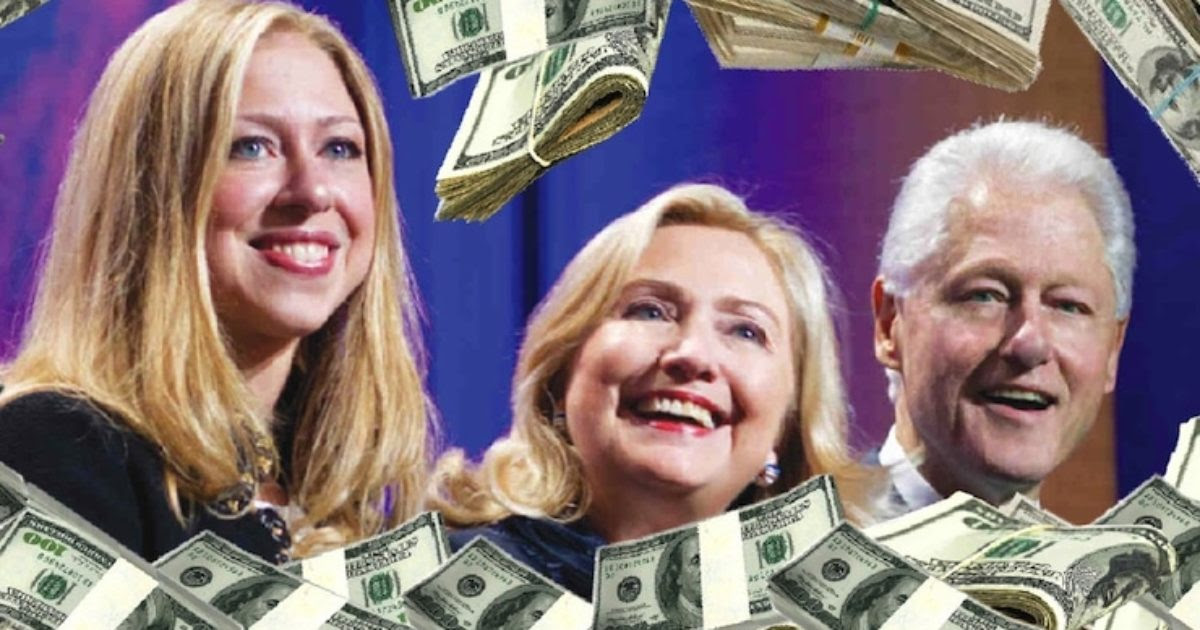 Image result for Chelsea Clinton corrupt
