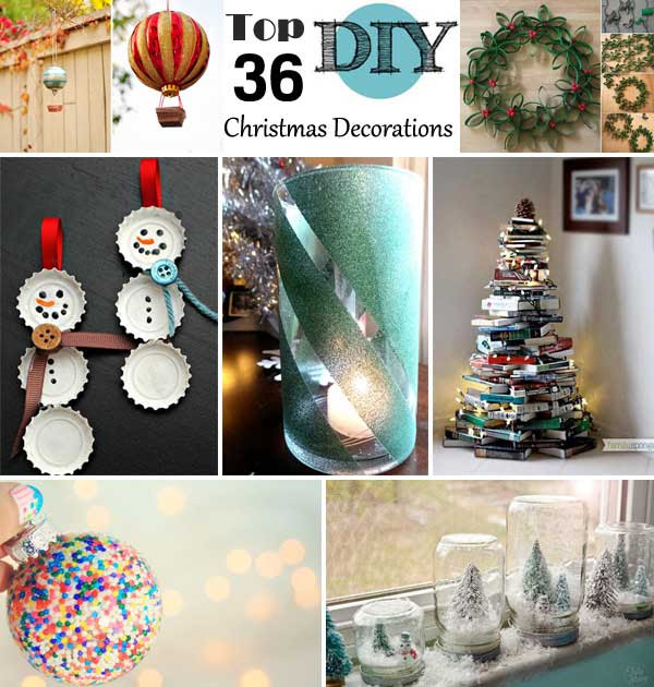 diy christmas decoration ideas rustic christmas decorating ideas