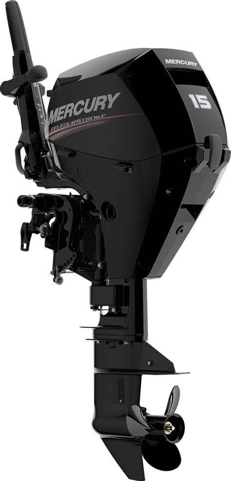 2019 Mercury 15 HP EFI 15EH Outboard Motor – Outboard