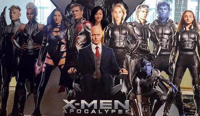 ... Pit Angel Against Nightcrawler In New Clip From X-MEN APOCALYPSE