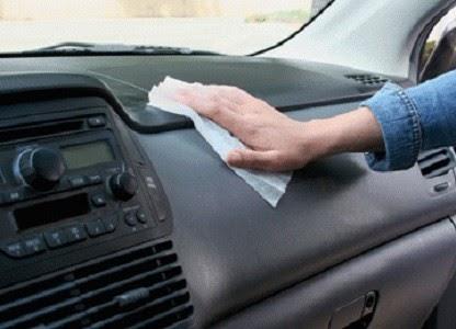 Car Interior Wipes