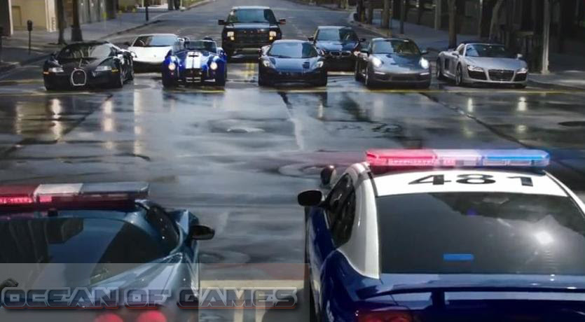 Need for Speed Most Wanted 2012 Features