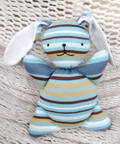 Mooshy belly bunny