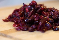 Maybe I like to use cranberries 'cause they're just so dang pretty.