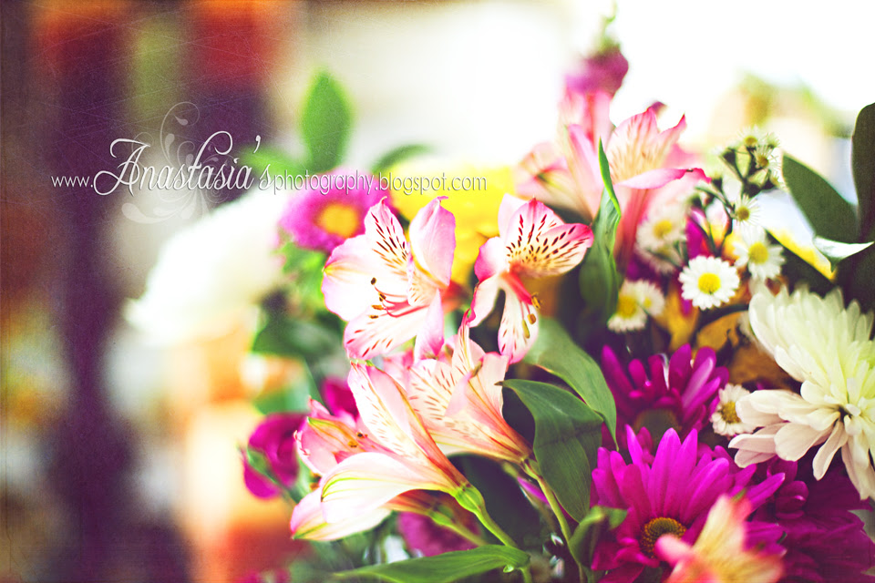 Spring boquet