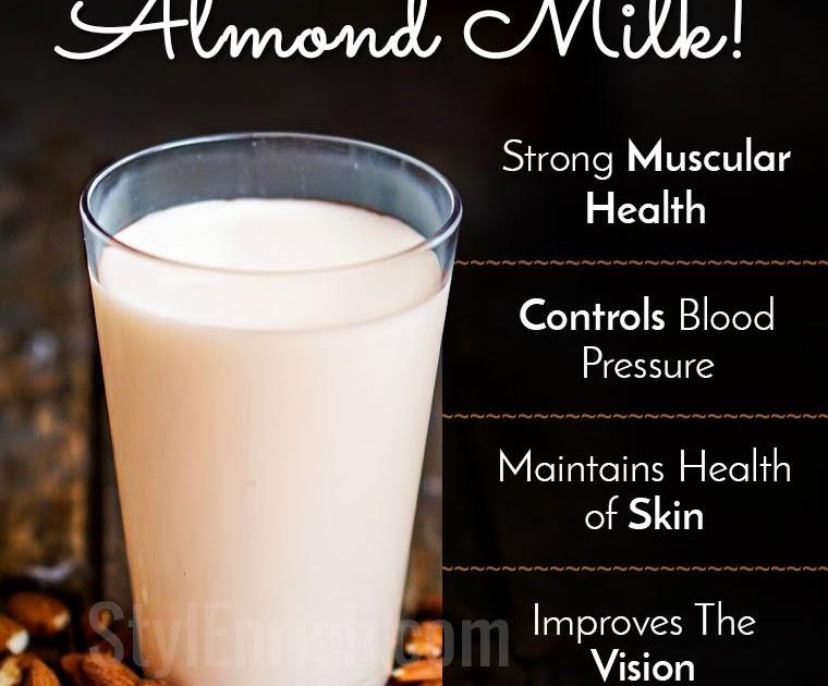 Zaika Pakwan: Interesting Health Benefits of Almond Milk You