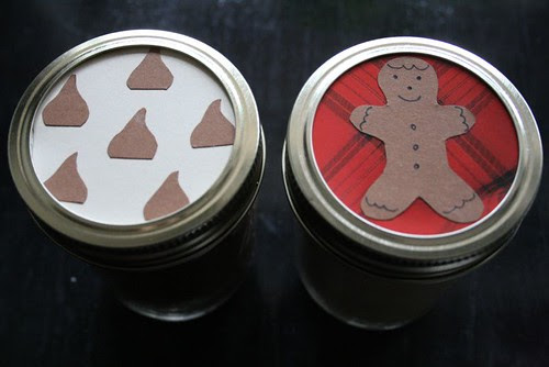 chocolate and gingerbread play dough