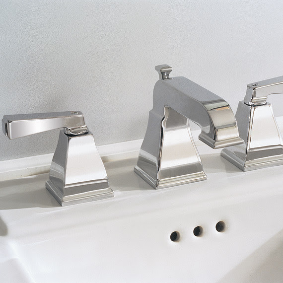 Town Square Faucet - traditional - bathroom faucets - - by Vintage ...