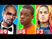 10 Rappers That Are Facing Life In Prison (Tekashi 6ix9ine, Snoop Dogg, Bobby Shmurda)