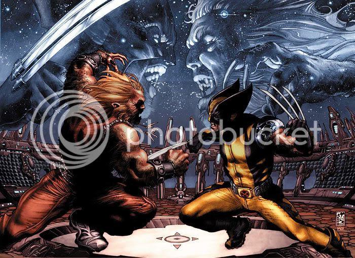 Logan vs Dentes