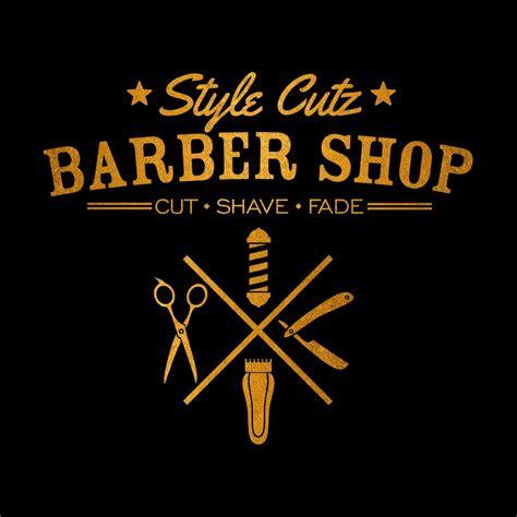 logo design barber shopbnsignscom