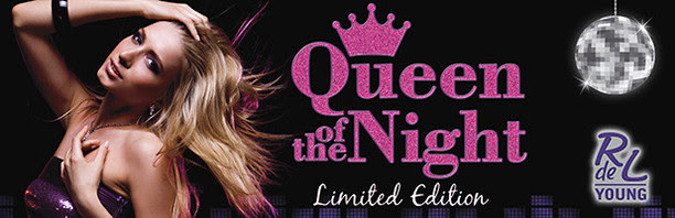 """RdeL Young LE """"Queen of the Night"""""""
