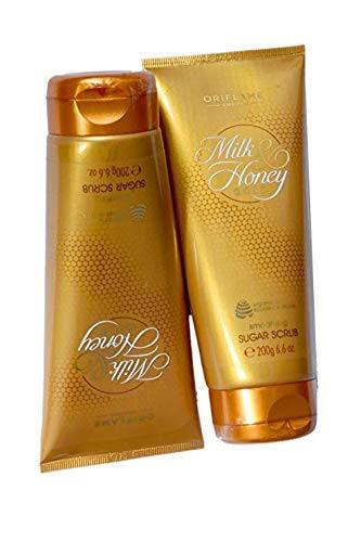 Oriflame Milk And Honey Scrub Price Facial Scrub