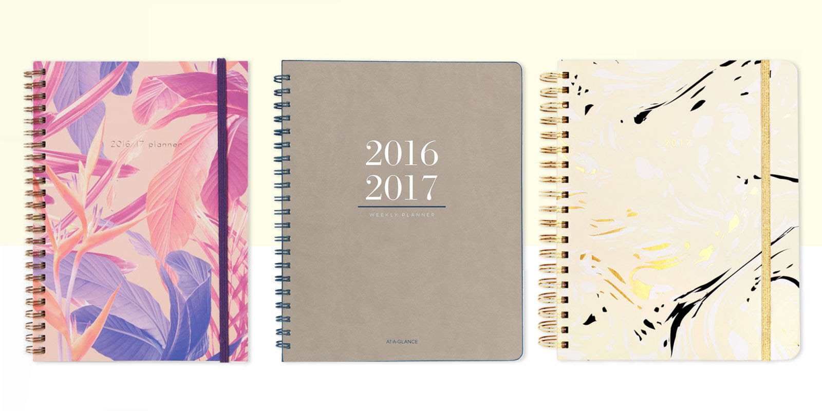 13 Best Daily Planners and Organizers for 2017 - Weekly and Daily ...