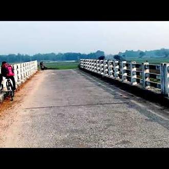 Village road bridge Royalty Free Videos Free Download