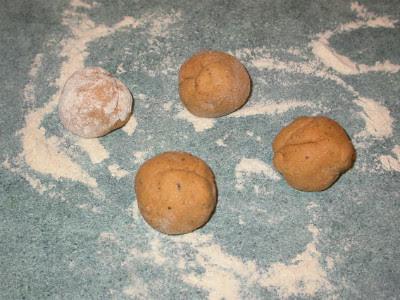 Cumin Rotis 1