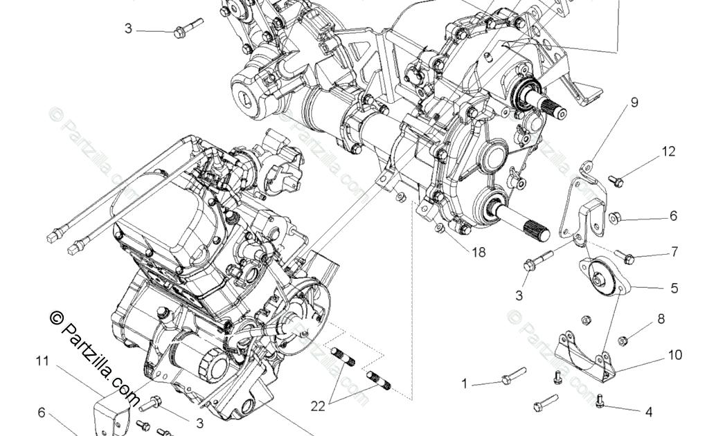 Polari Rzr Engine Diagram