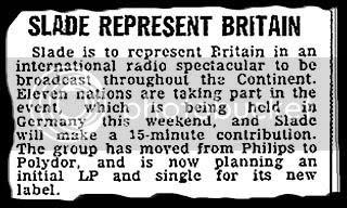 NME,Slade,1970