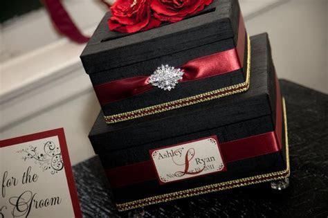 Vintage Style Wedding Card Box Money Holder Custom Card
