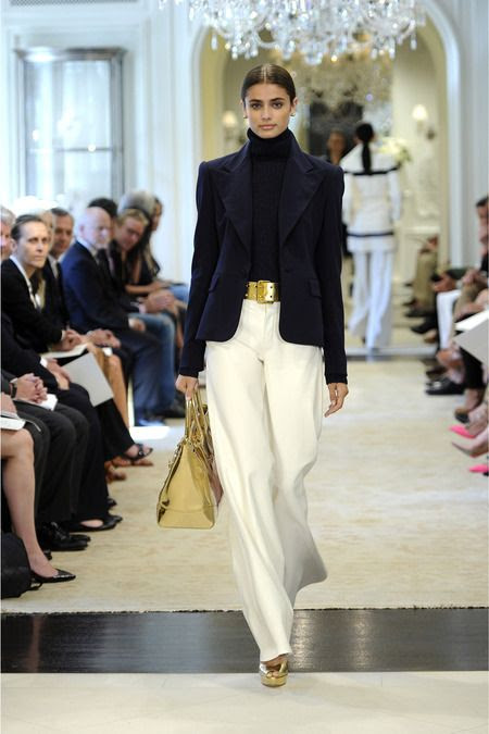 Ralph Lauren   Resort 2015 Collection   Style.com #fashion #style #streetstyle
