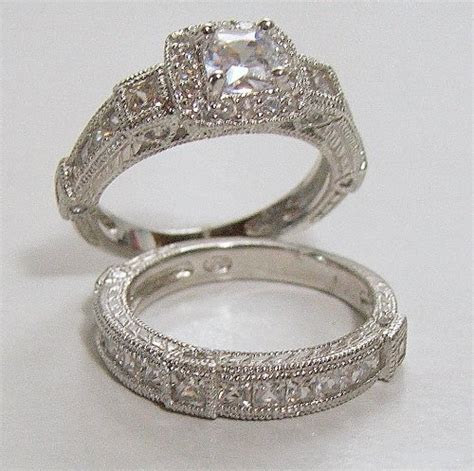Design Wedding Rings Engagement Rings Gallery: Antique