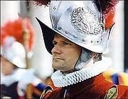 Il capitano delle Guardie Svizzere Alois Estermann