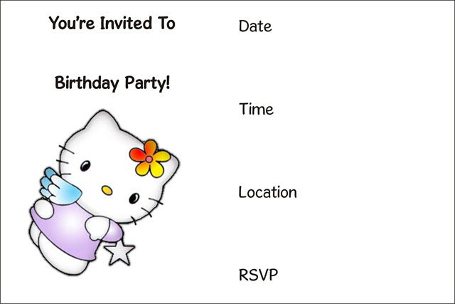Hello kitty invitations printable hd wallpaper desktop free printable hello kitty invitation birthday party invitations fast filmwisefo