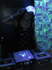 Kavita DJing one last time